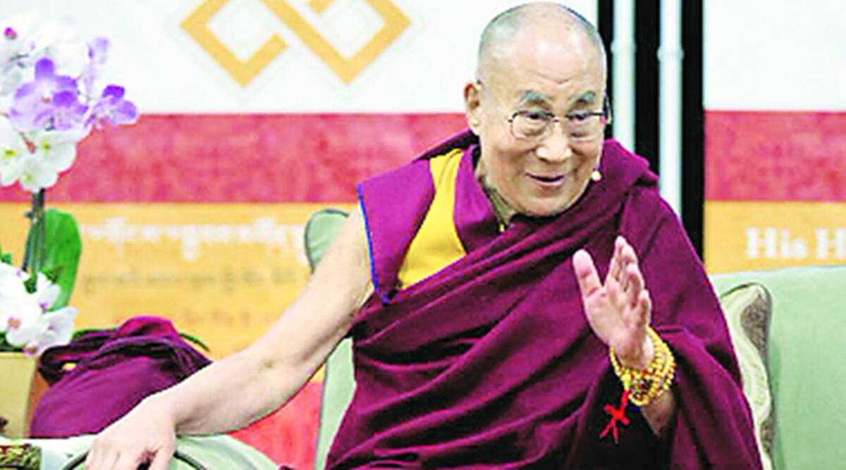 In a first for Dalai Lama, only virtual audience, no crowds