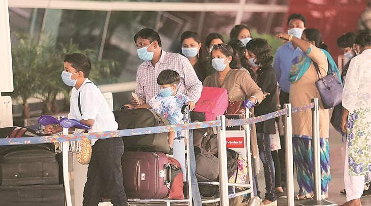 14 flights in a week: Delhi airport prepares for over 3,600 evacuees