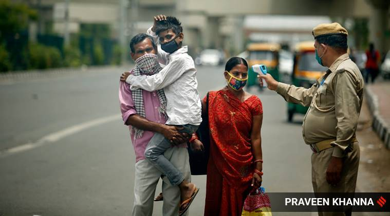 Coronavirus India LIVE Updates: Over 1.82 lakh cases in India; Tamil Nadu extends lockdown till June 30 with relaxations