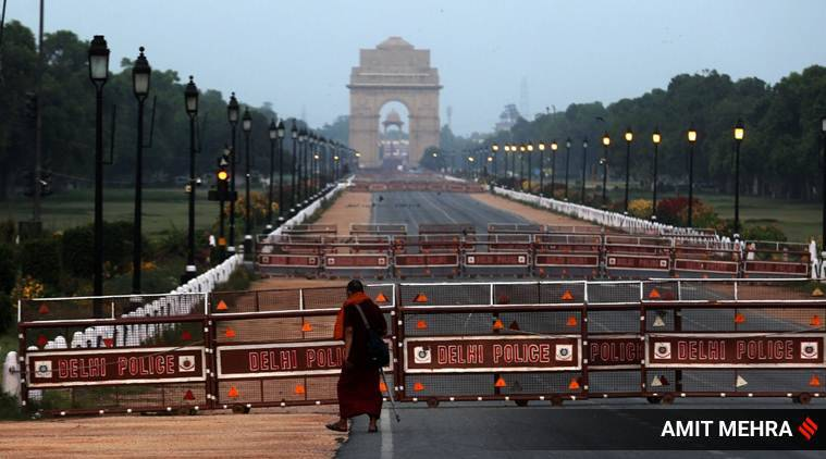 Delhi lockdown, Delhi coronavirus lockdown, red zones coronavirus, red zones coronavirus Delhi, Delhi red zones coronavirus, Delhi coronavirus cases, Delhi news, city news, Indian Express
