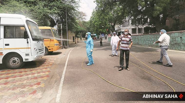 Liver transplant in Pune amid Covid pandemic