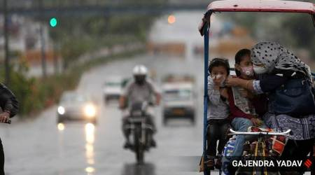 Weather Forecast Today Live Updates: Heatwave conditions to recede from today; rain likely in northeast India