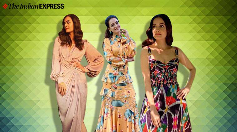 Take cues for the perfect summer dress from Dia Mirza