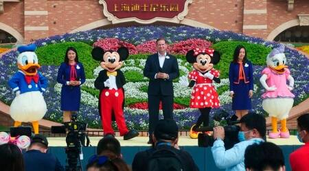 COVID-19: Shanghai Disneyland reopens, China reports 17 cases
