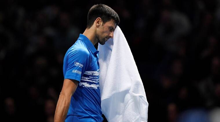 I Wanted To Quit Novak Djokovic Considered Retirement In Mid 2010 Sports News The Indian Express