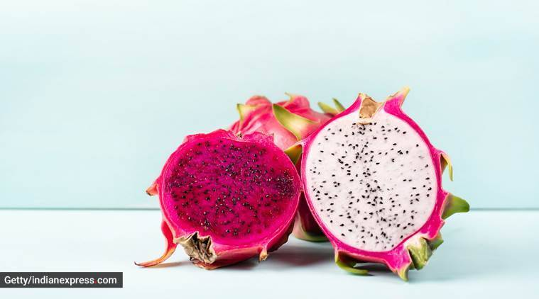 Love the dragon fruit? Now try this skincare pack