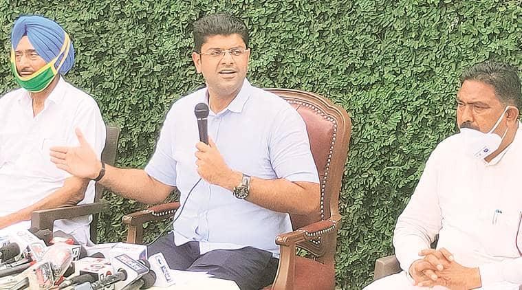 Day after JJP leader's arrest, Dushyant says 'innocent until proven guilty'