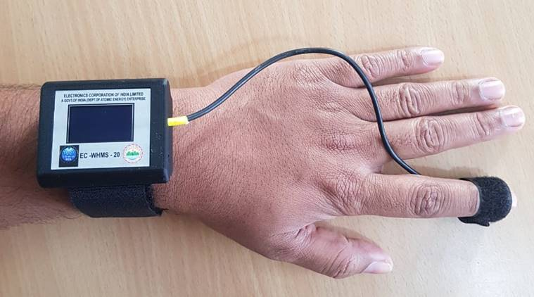 ECIL develops remote monitoring system for Covid-19 patients