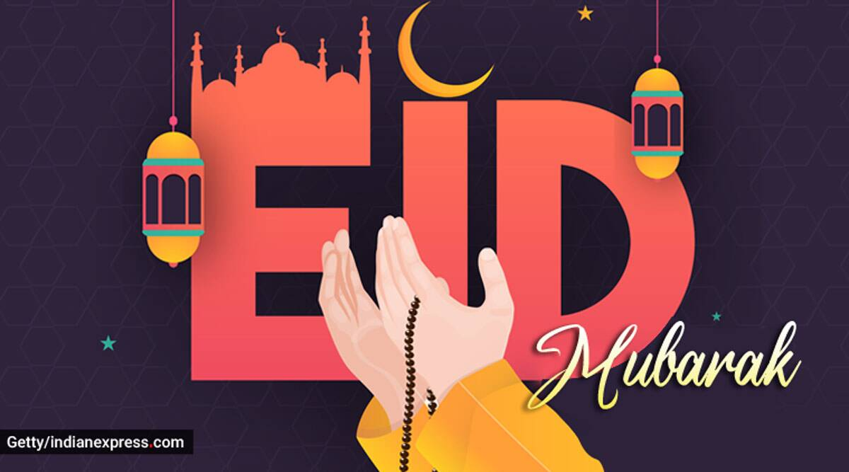 Happy Eid Ul Fitr 2020 Wishes Images Quotes Status Messages And Photos Lifestyle News The Indian Express