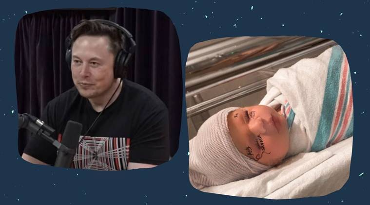Grimes offers pronunciation of son's name different from boyfriend Elon Musk's