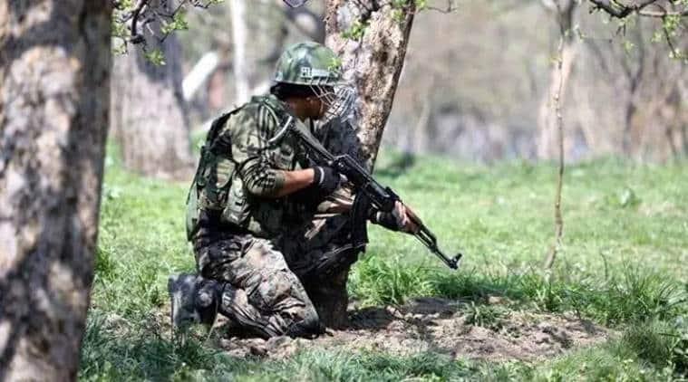 Budgam encounter, Jammu and kashmir encounter, J&K police, Militants, Security forces