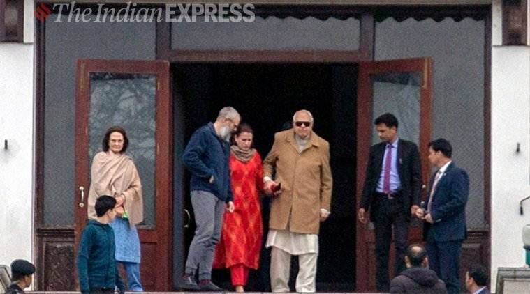 NC leadership should express party's stand on J&K special status, says top leader
