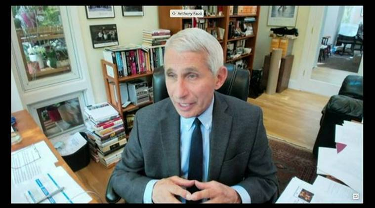 Fauci warns: More death, econ damage if US reopens too fast