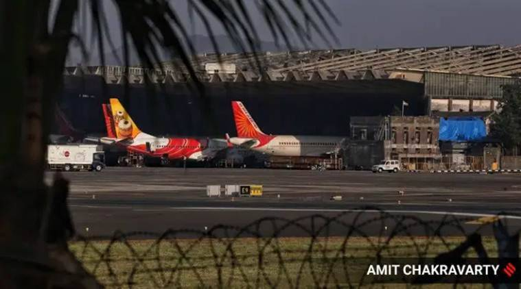 sc notice to centre, refund of flight tickets, dgca, flight tickets cancelled, covid pandemic, flight cancelled in lockdown, indian express