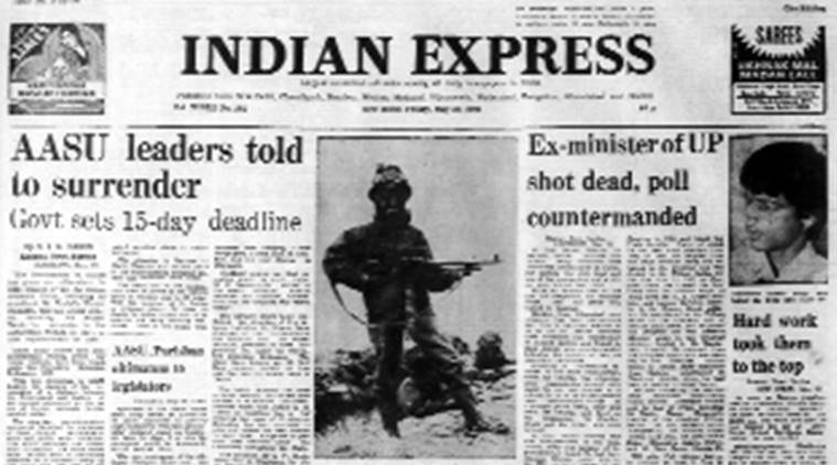 Forty Years Ago, May 30, 1980: Assam Ultimatum