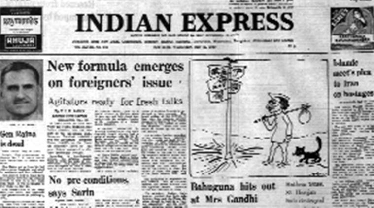 Iran hostage crisis, Assam formula, Iran hostages, Forty years ago, India news, Indian Express