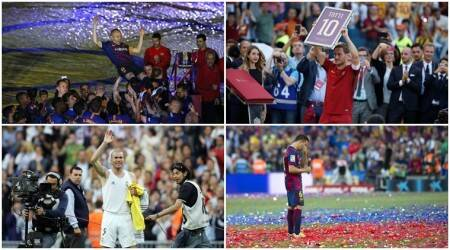 From Zidane to Gerrard: Legends who bid farewell to their clubs in May
