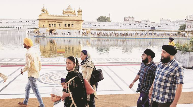 Devotees use four entrances at Golden Temple, Health Dept says aware of only one