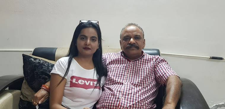 gupta family and daughters, social media famous gupta and daughters, punjab news, latest news, indian express