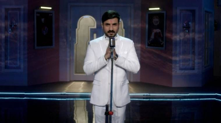 hasmukh review, hasmukh, hasmukh netflix, hasmukh first impression review, hasmukh vir das objections, hasmukh vir das controversy, vir das netflix show, vir das show on netflix, vir das comedy, ranvir shorey, new show on netflix, new series on netflix, what to watch on netflix, best netflix shows india
