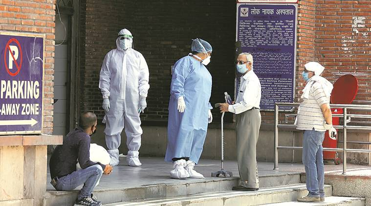 Coronavirus cases, Covid-19 hospitals, corona doctors, Pune news, indian express news