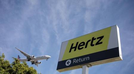 Hertz Files for Bankruptcy After Rental-Car Demand Vanishes