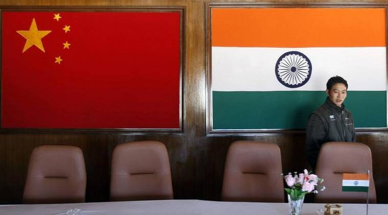 China hindered normal patrolling, can resolve through dialogue: India