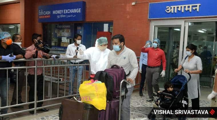 Coronavirus cases, Covid 19 test, Mumbai news, Maharashtra news, Indian express news