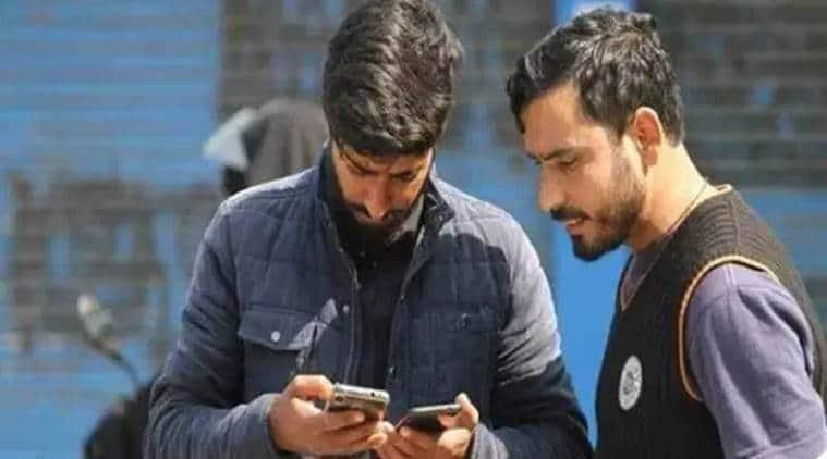 jammu kashmir internet restored, mobile internet jammu kashmir, pulwama attack, internet service in jammu kashmir, pulwama internet connectivity, article 370 kashmir, kashmir latest news, indian express news