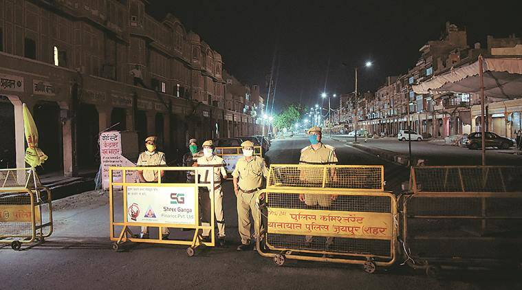 Rajasthan seals borders for a week after surge in Covid-19 cases