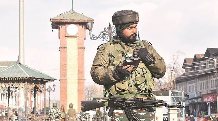 Hideout in govt official's shop busted, say J&K police