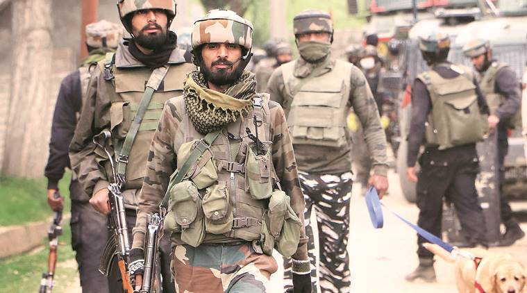 Valley's most wanted militant Naikoo killed in Awantipora encounter