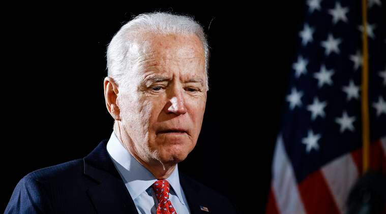 Joe Biden criticises Trump's response to coronavirus outbreak