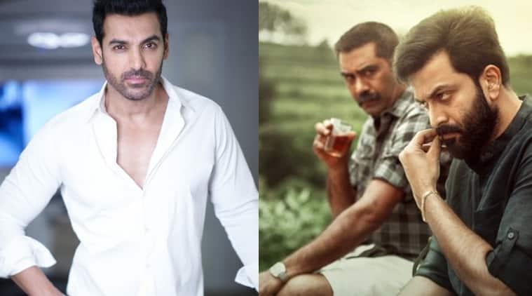 John Abraham acquires Hindi remake rights of Prithviraj's Ayyappanum Koshiyum