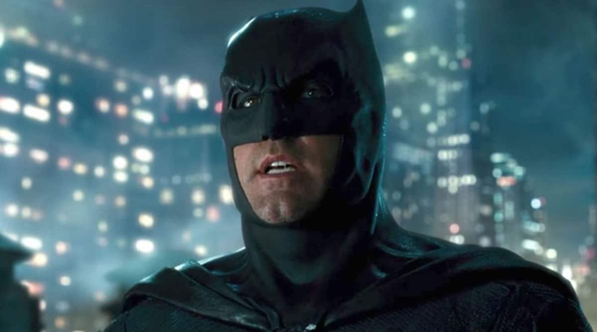 The Dark Knight Has a Wardrobe Malfunction - Tim Hart
