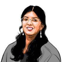 Outstanding scholar, unforgettable teacher. Rekha Jhanji was so much more than that