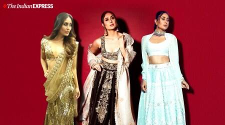 In pics: Every time Kareena Kapoor Khan gave ethnic fashion goals in lehengas