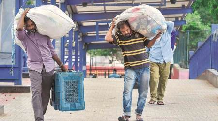 Explain refusal to pay train fares of migrant workers: Karnataka HC to state