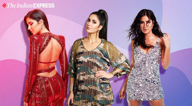 Katrina Kaif dazzles in sequined outfits, here's proof