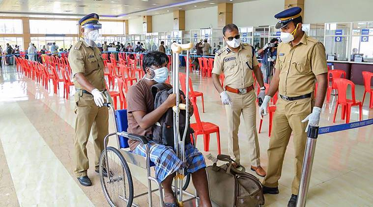 Kerala Police to operate with 50% of its strength as part of Covid response