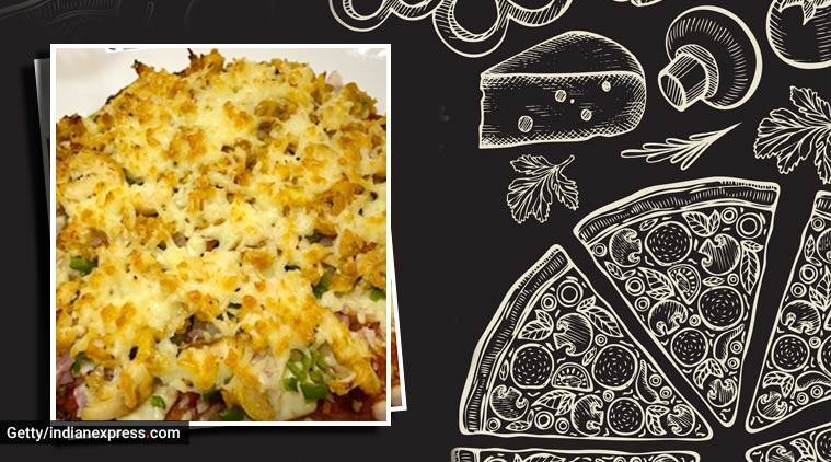 huma qureshi, keto pizza