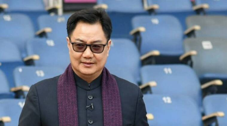Sports minister, Kiren Rijiju, rijiju, sports federations, salary sports, pay cuts sports, sports news