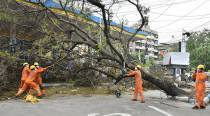 Week after cyclone Amphan, Kolkata struck by 96 kmph nor'wester