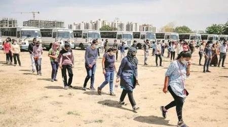 UV sanitisers, apps: Kota opens to students today