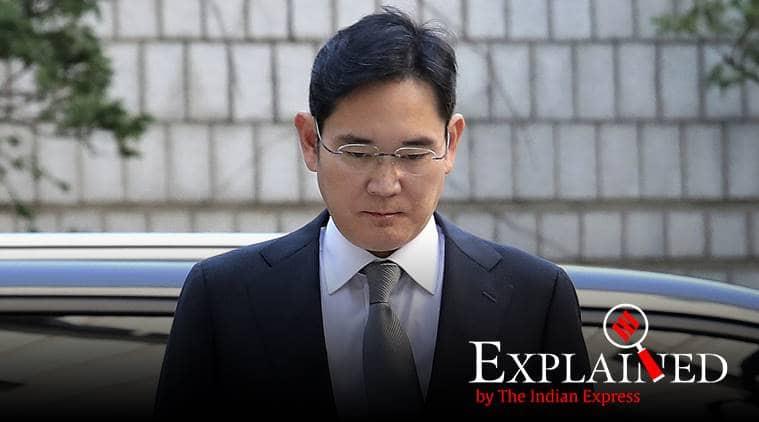 Samsung, Samsung owner, Samsung Lee Jae-Young, Lee Jae-Young Samsung, Lee Jae-Young apology, Express Explained, Indian Express