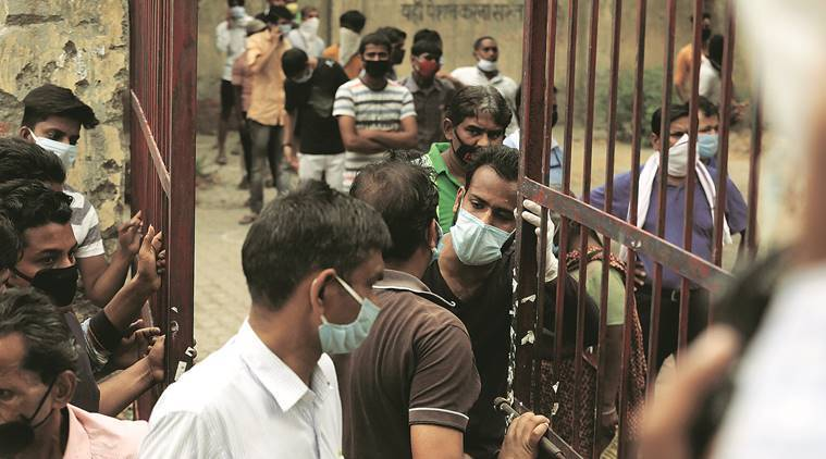 kerala coronavirus lockdown, kerala liquor stores, liquor stores open coronavirus news, kerala news, latest news, indian express