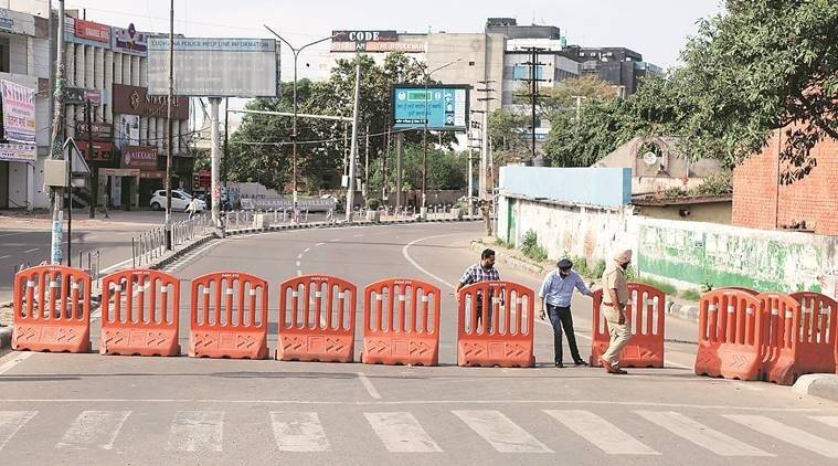 coronavirus, coronavirus in ahmedabad, ahmedabad municipal council, amc, ahmedabad complete lockdown, indian express news
