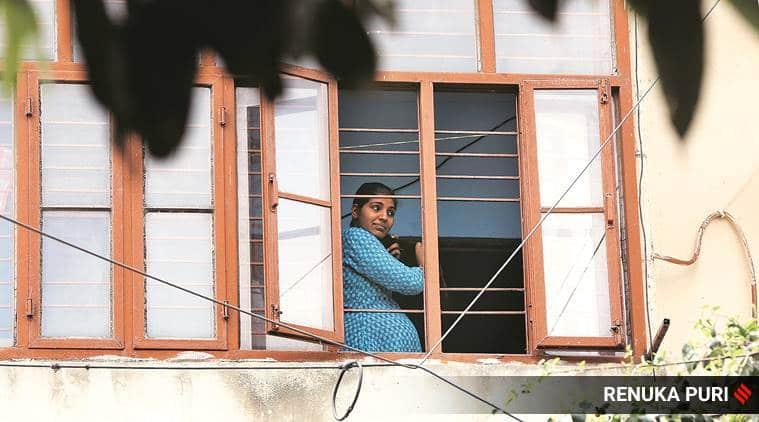 C-section delivery during India lockdown, cronavirus pandemic, Rajashtan news, indian express news
