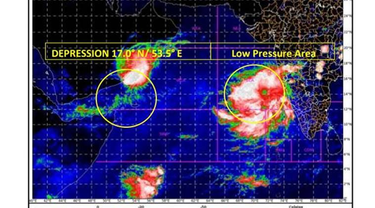 In a fortnight, second cyclone heading towards Indian coast