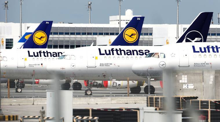 Lufthansa offers to fly empty planes to India and carry passengers on outbound flights only
